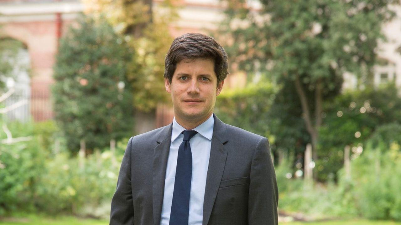 Julien Denormandie, 40 ans, ministre de l'Agriculture et de l'Alimentation depuis 2020.