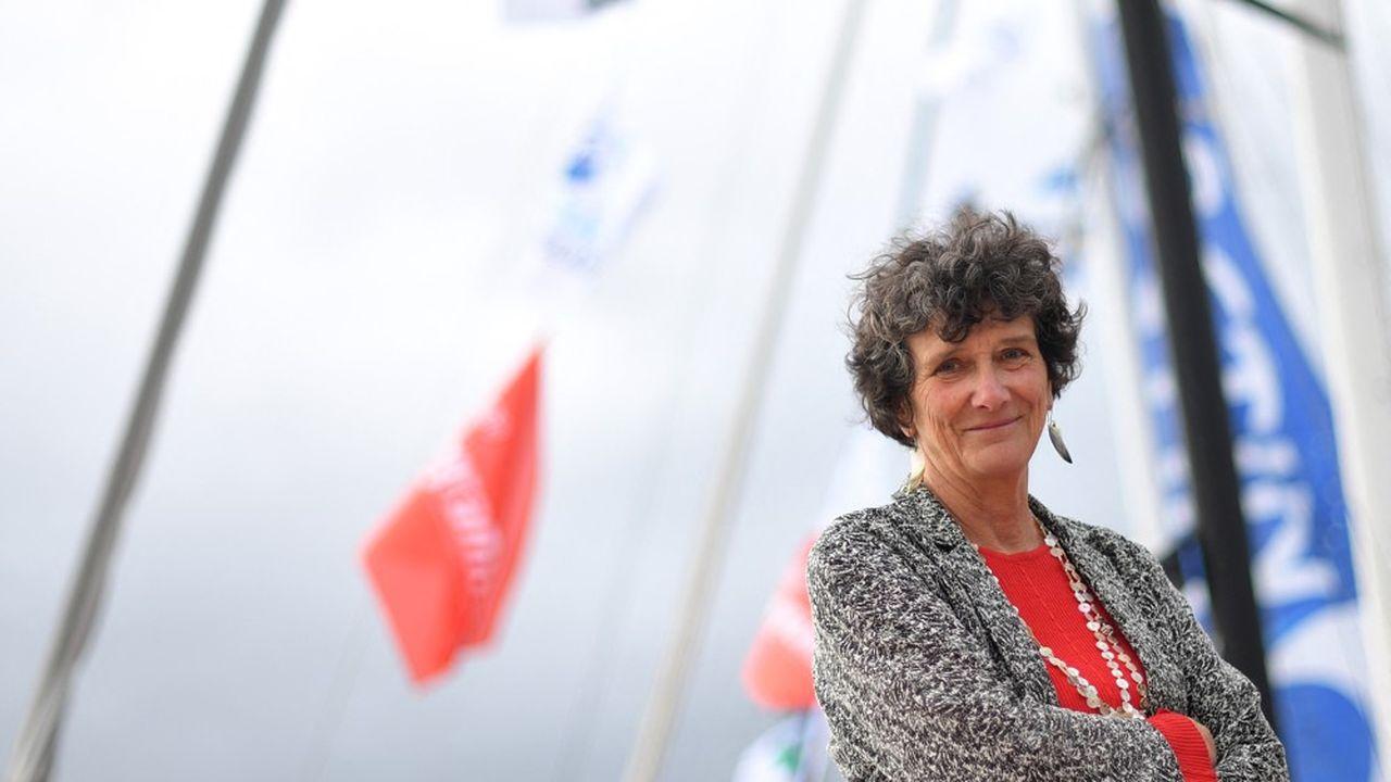 Isabelle Autissier et Francis Vallat signent : «Notre avenir s'écrit dans l'océan» aux éditions Bayard