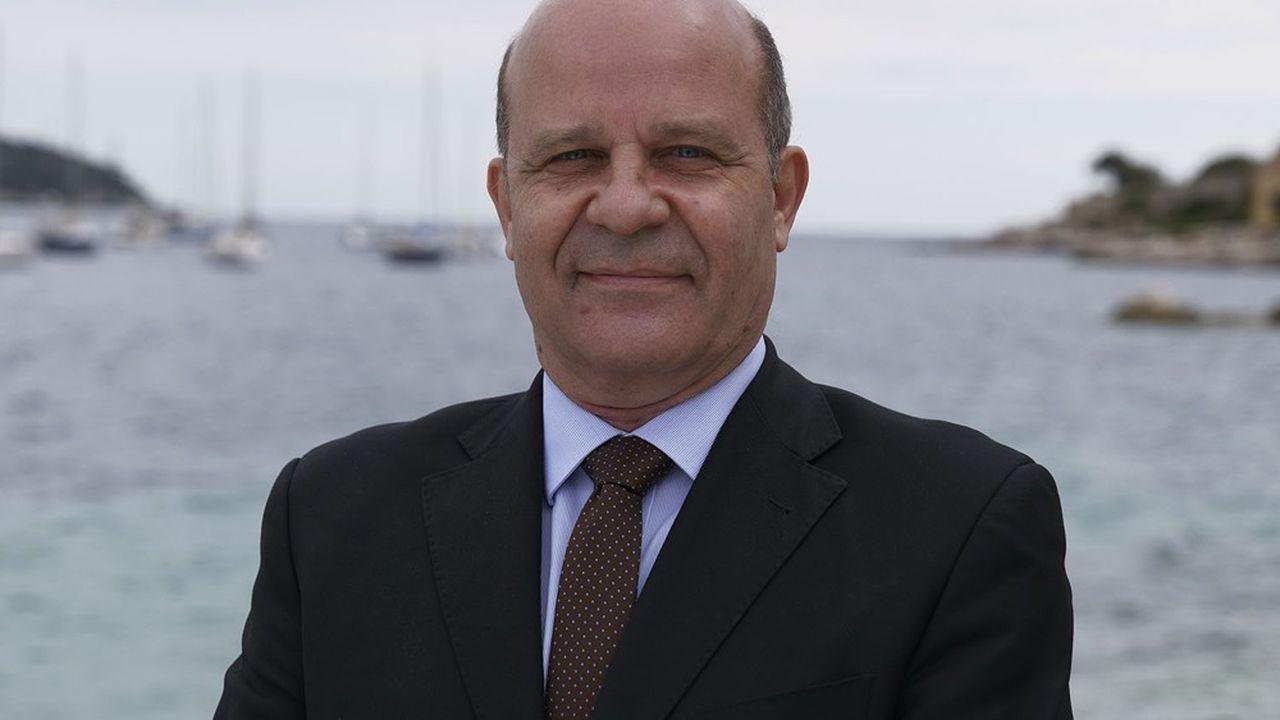 Christophe Prazuck, directeur de l'Institut de l'Océan.