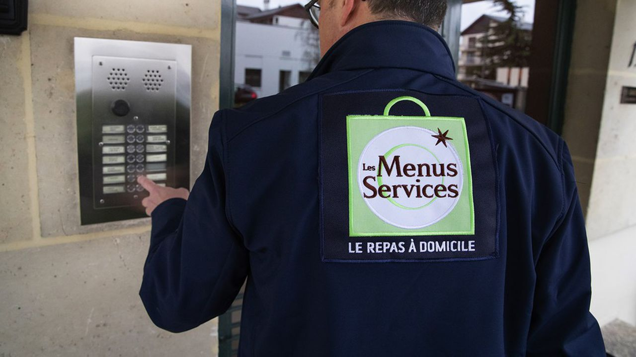 Les Menus Services visent 250 agences d'ici à cinq ans, contre une centaine aujourd'hui.
