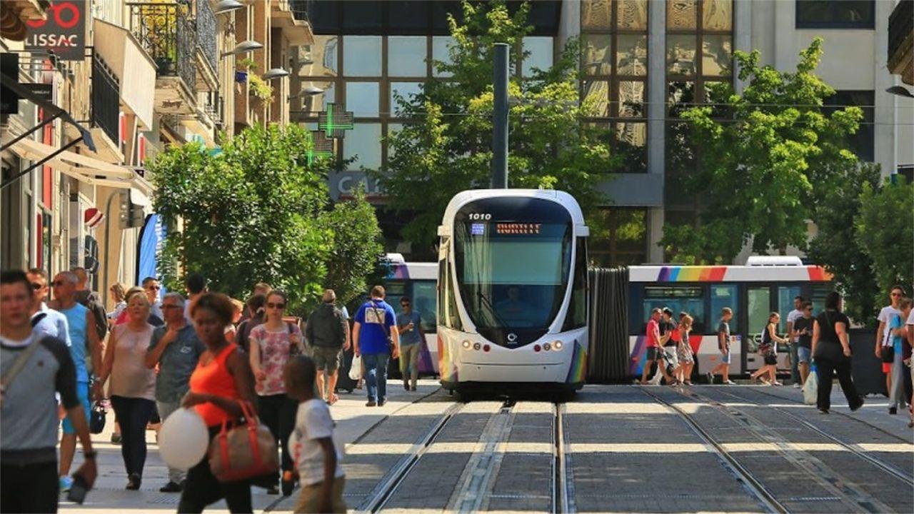 Engie, déjà mandataire de la «smart city» d'Angers doit, via Engie solutions, renouveler le système d'information voyageurs.©Angers Loire métropole