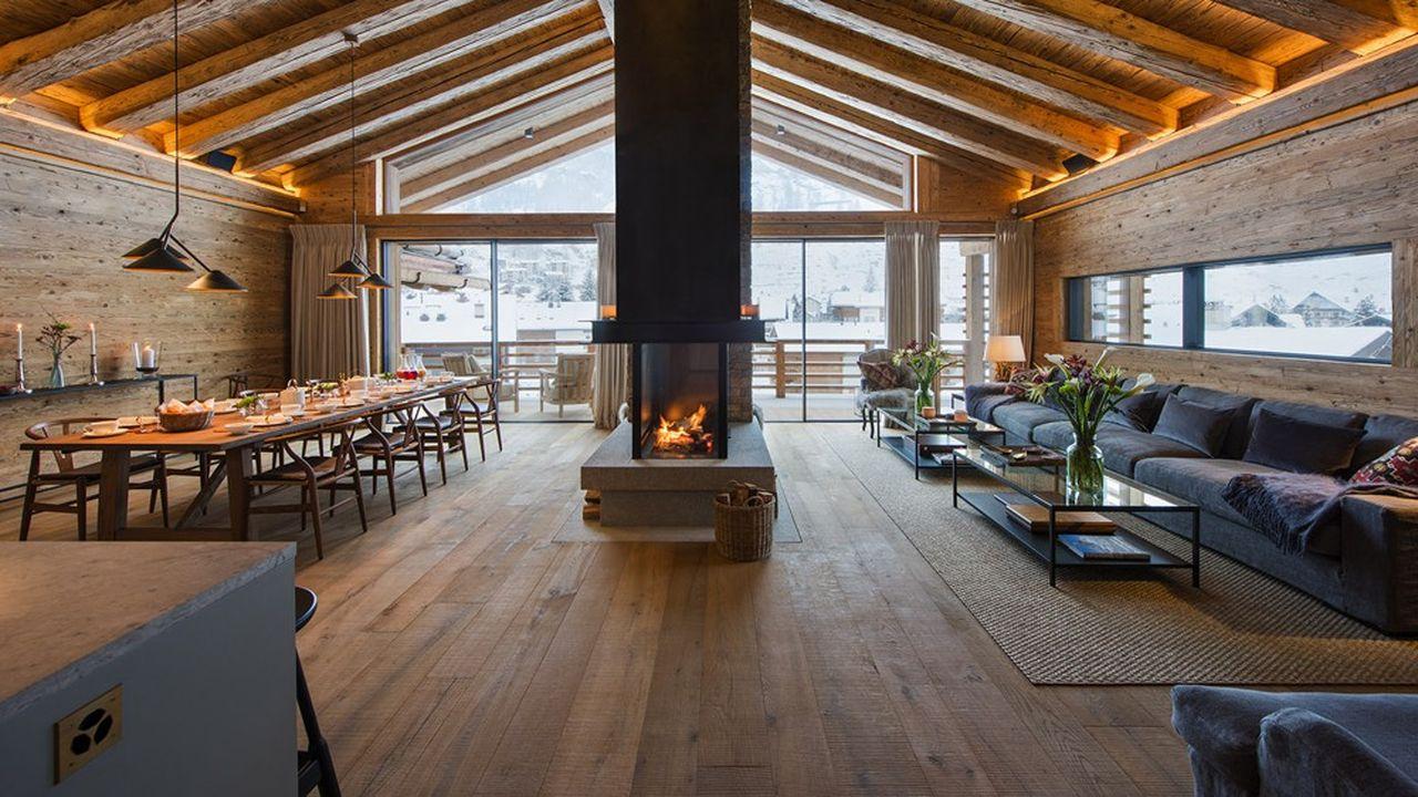 Avec le rachat de Bramble, Le Collectionist met un pied dans la location de chalets de luxe. 160villas sont proposées en exclusivité sur le site.