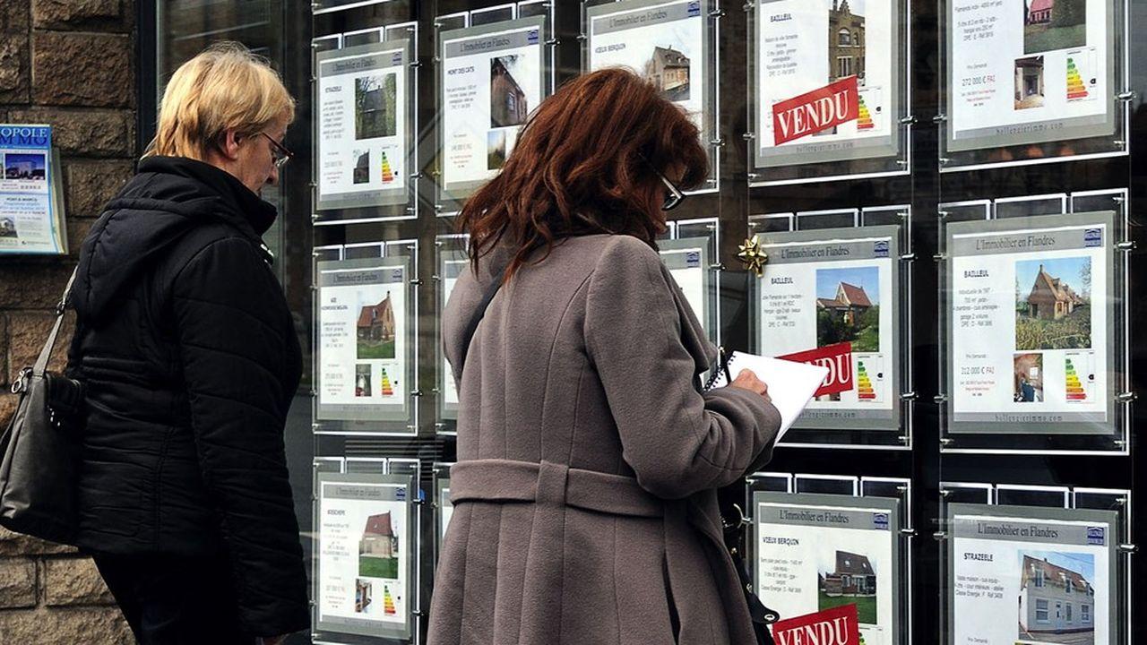 La production de crédit immobilier a atteint 21 milliards d'euros en mai, après 19,4 milliards d'euros en avril.