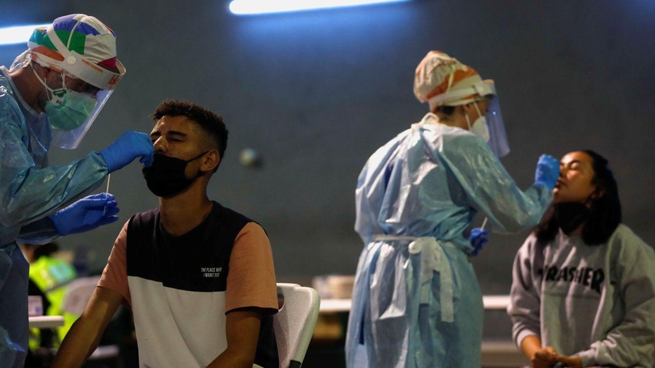 Le variant Lambda, détecté au Pérou dès la fin 2020, est déjà présent en France selon le dernier rapport de Santé publique France sur les variants.
