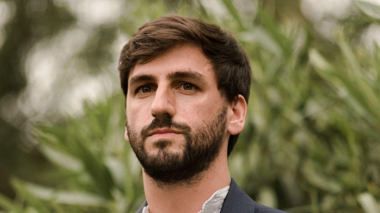 Raphaël Di Meglio, 29 ans, a cofondé en 2017 Matera, une aide aux syndics coopératifs et bénévoles.