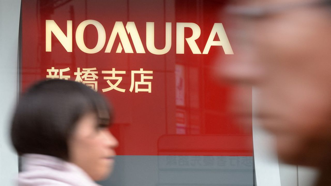 Premier courtier japonais, Nomura nourrissait jusqu'à présent de fortes ambitions dans la banque d'investissements aux Etats-Unis.