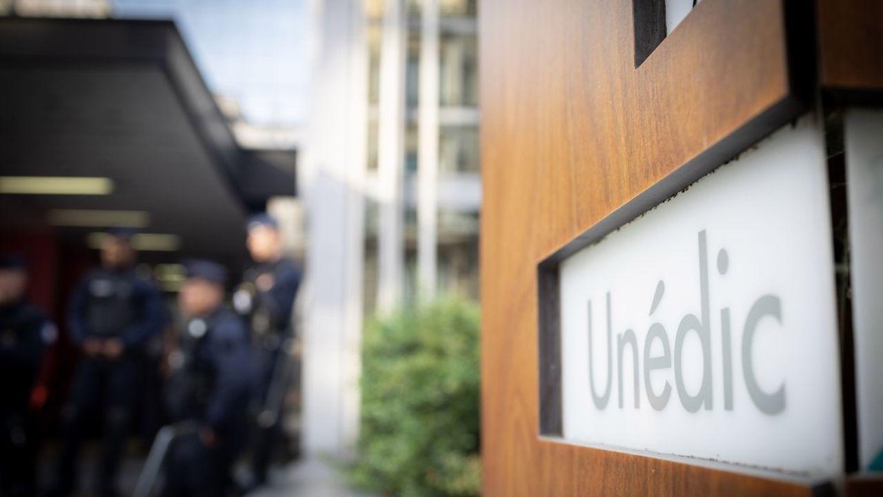 Les deux réserves formulées sur les comptes 2020 de l'Unédic portent sur une quarantaine de milliards de flux financiers.