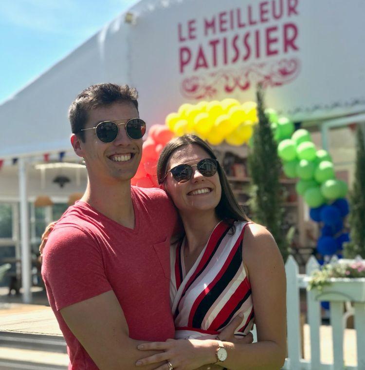 Charles s'est hissé jusqu'en finale de la saison 7 de l'émission «Le Meilleur pâtissier», diffusée en 2018.