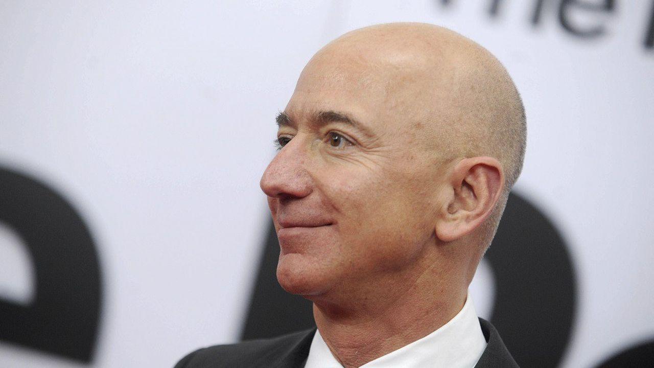 Jeff Bezos détient 11% des parts d'Amazon.