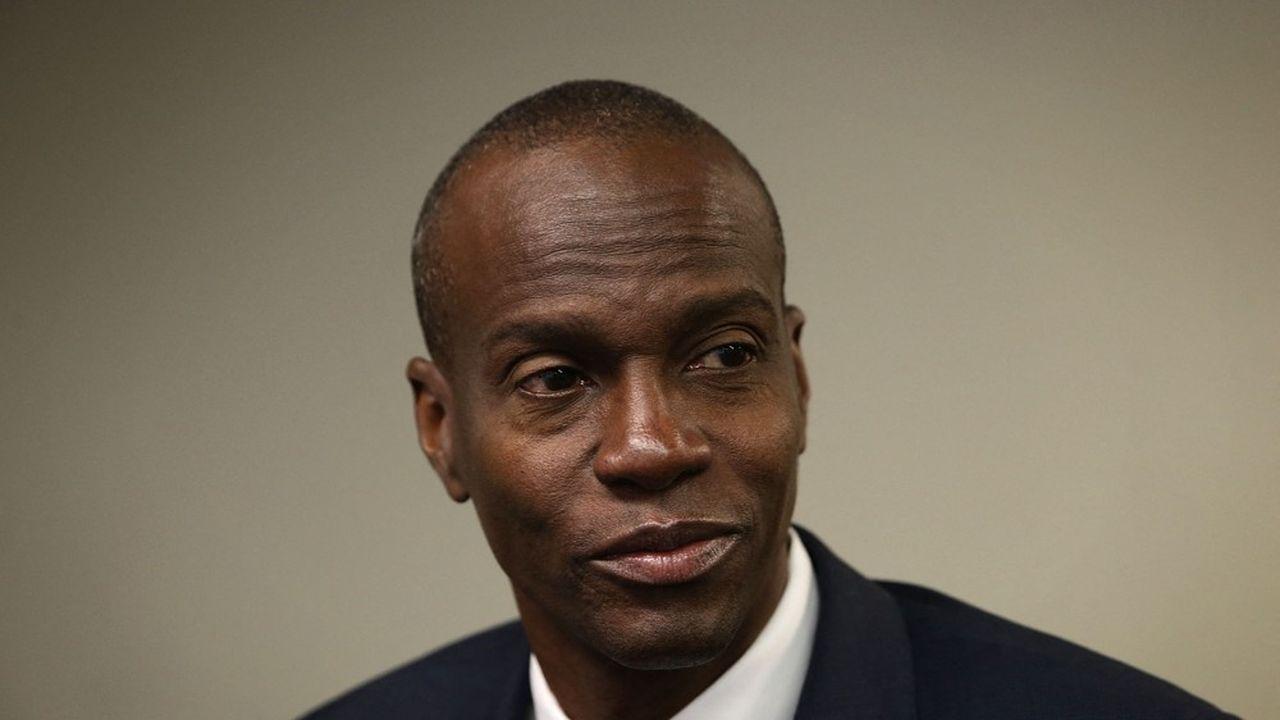 Agé de 53 ans et venu du monde des affaires, Jovenel Moïse avait été élu président en 2016.