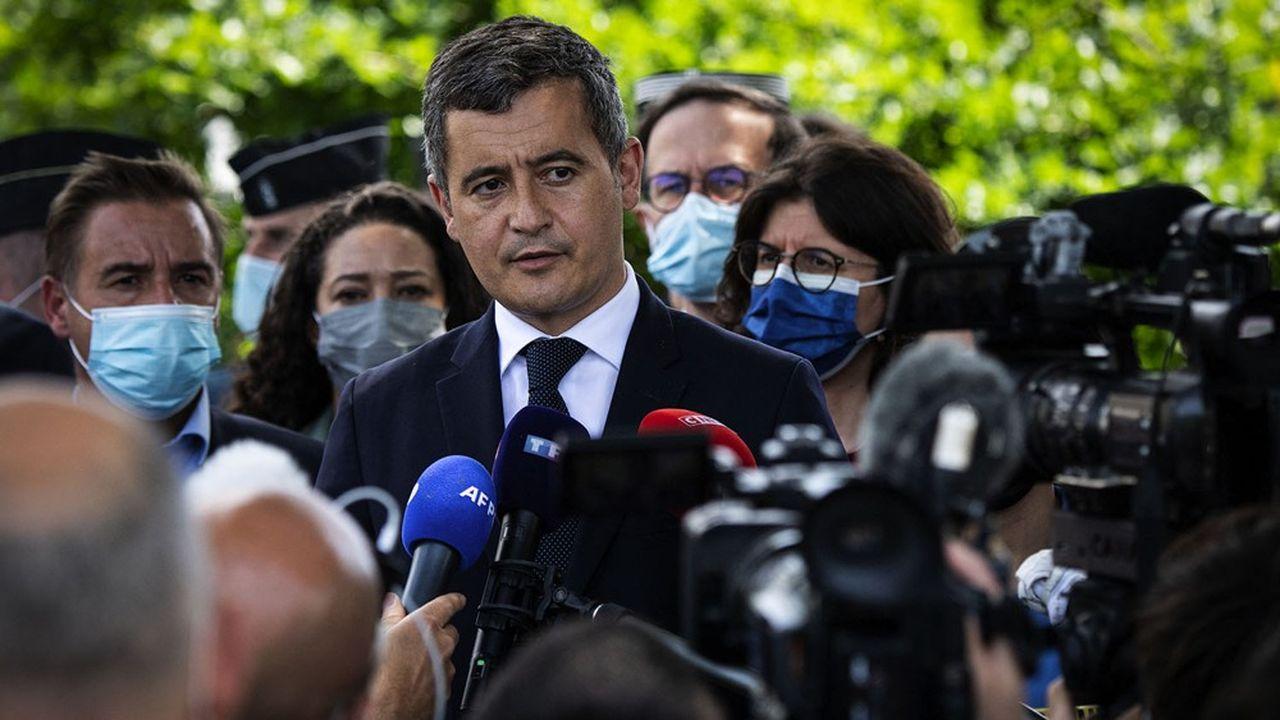 Gérald Darmanin va consulter rapidement les forces politiques sur les dates de l'élection présidentielle et des législatives de 2022.
