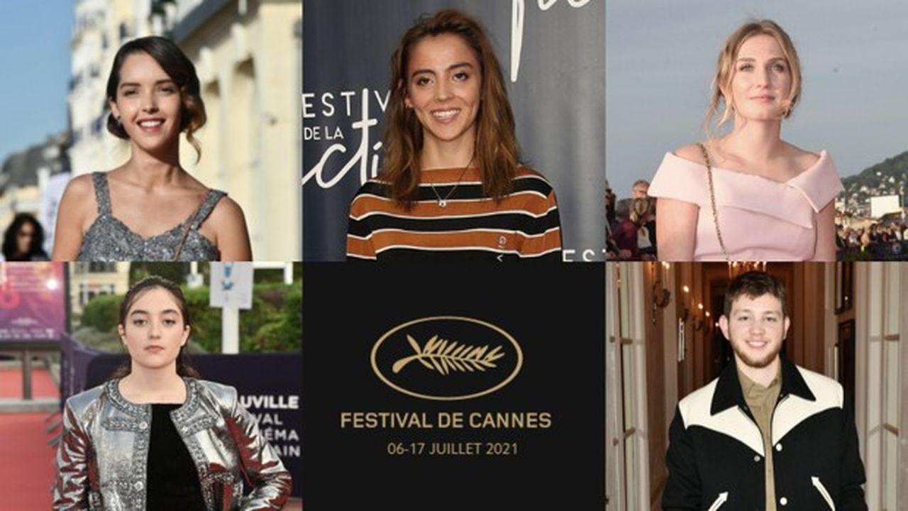 La relève sur qui le cinéma français devra compter.