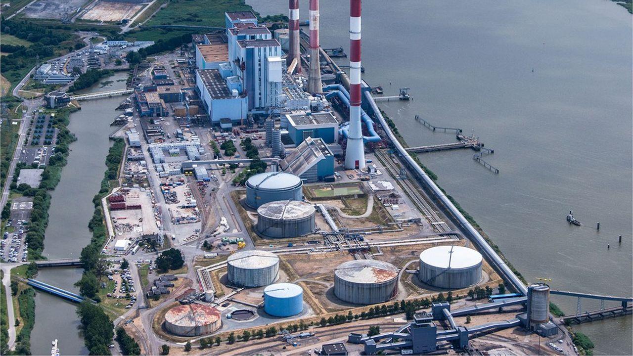 Ce projet visait à produire de la biomasse sur le site à partir, notamment, de bois de classe B, pour ensuite produire de l'électricité, à partir de ce combustible.