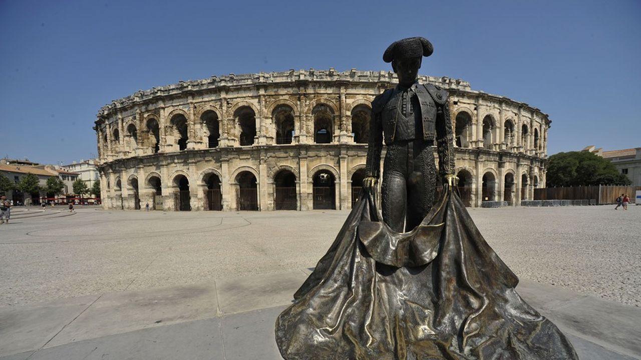 Les arènes de Nîmes vont être gérées par Eidis pendant trois ans.