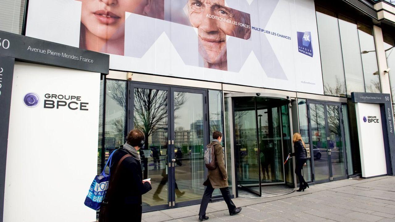 Le groupe BPCE prévoit un résultat net supérieur à 5milliards d'euros en 2024.