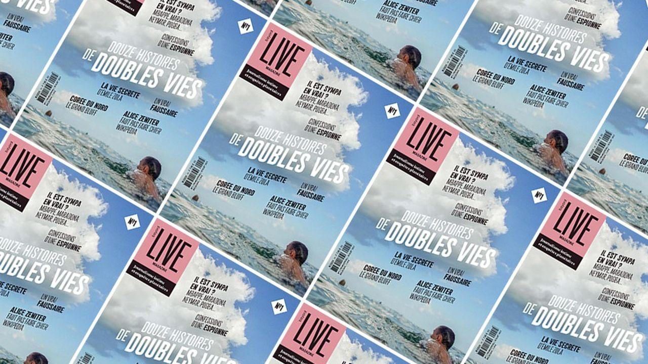 Le numéro1 de «Live Magazine» est sorti ce mois-ci