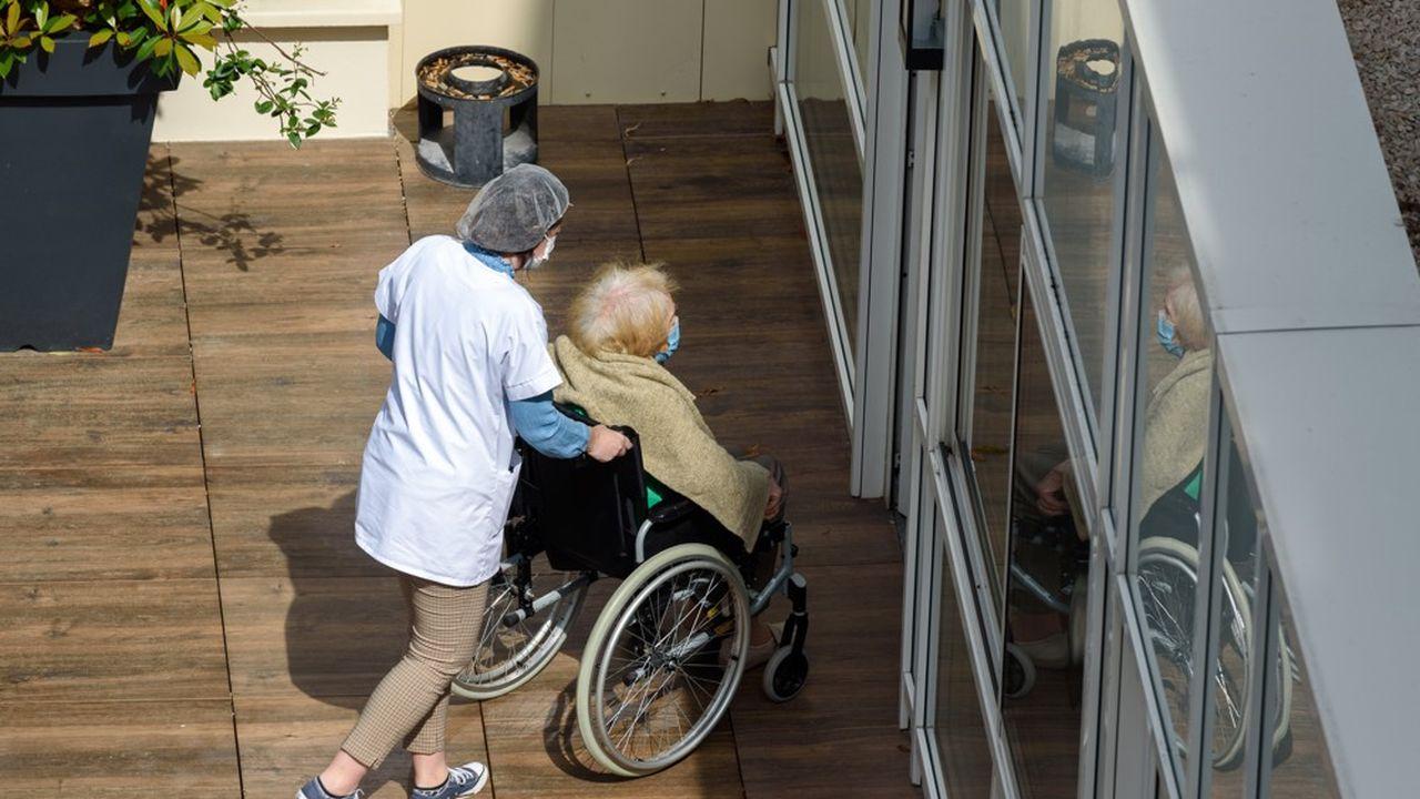 Avec des espaces et des statuts repensés, les Ehpad ont un rôle clé à jouer dans la société de longévité.