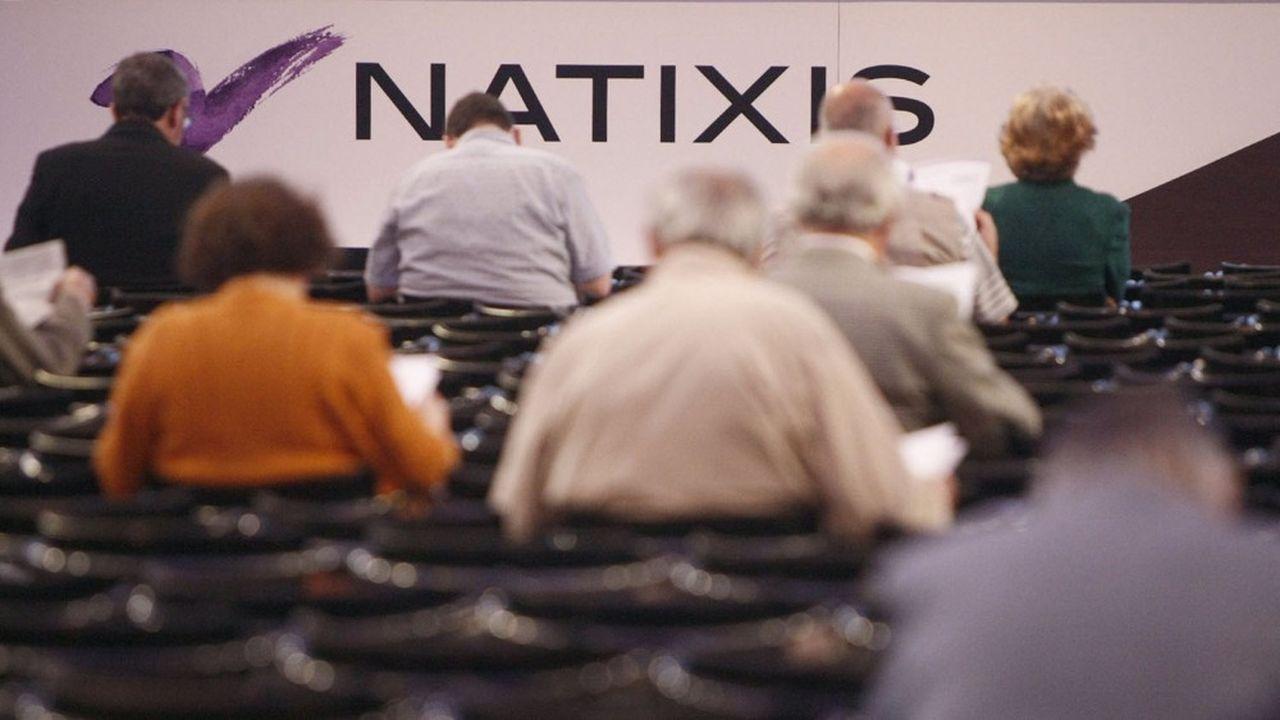 Le groupe BPCE a lancé le mois dernier une offre de rachat à 4euros par action Natixis.