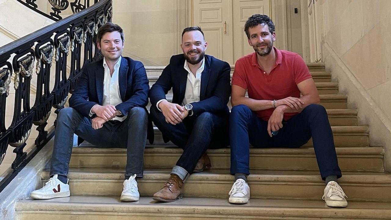 Les fondateurs de Djust (Alexis Delplanque, Arnaud Rihiant et Eric Gaudin) ont tous été associés à l'aventure Mirakl, soit en tant que membres de la start-up, soit en tant que client.