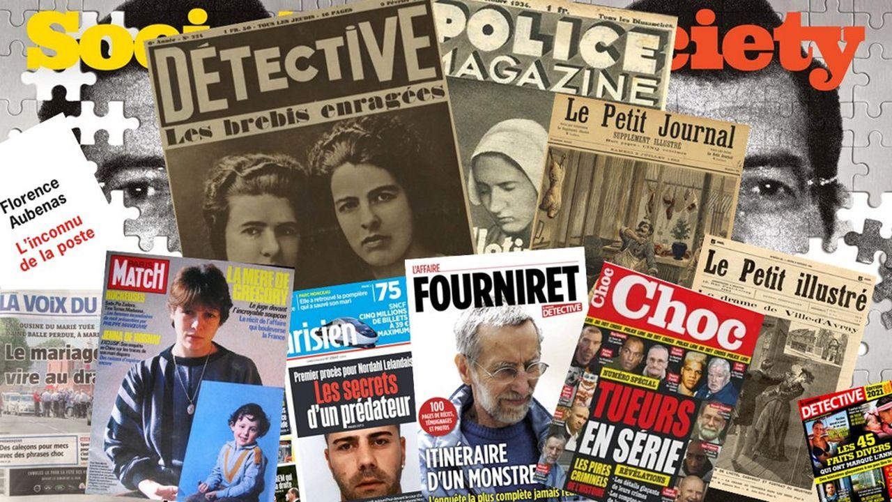 Le livre de la journaliste Florence Aubenas (à gauche), sorti le 11 février 2021, intitulé «L'inconnu de La Poste» est dans le top 50 des livres les plus vendus dans sa catégorie «Essais et références». Les ventes de ce «best-seller» sont estimées aujourd'hui à plus de 105.000 exemplaires, selon Edistat.