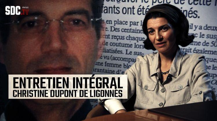 L'entretien datant de 2013 de la soeur de Xavier Dupont de Ligonnès est pour la première fois visible en intégral sur scenedecrime.tv lancée en 2021.