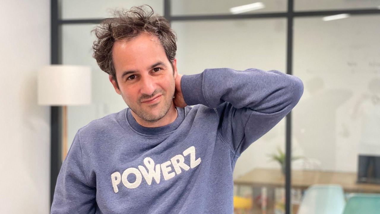 Emmanuel Freund est le fondateur de PowerZ.