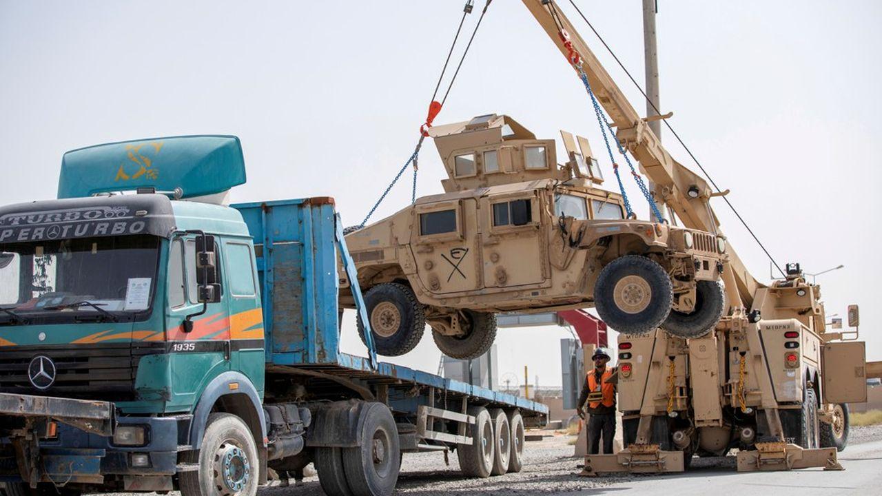«Alors que s'approche la date fatidique du 11septembre, l'Amérique estime qu'il est temps de «fermer boutique» en Afghanistan»