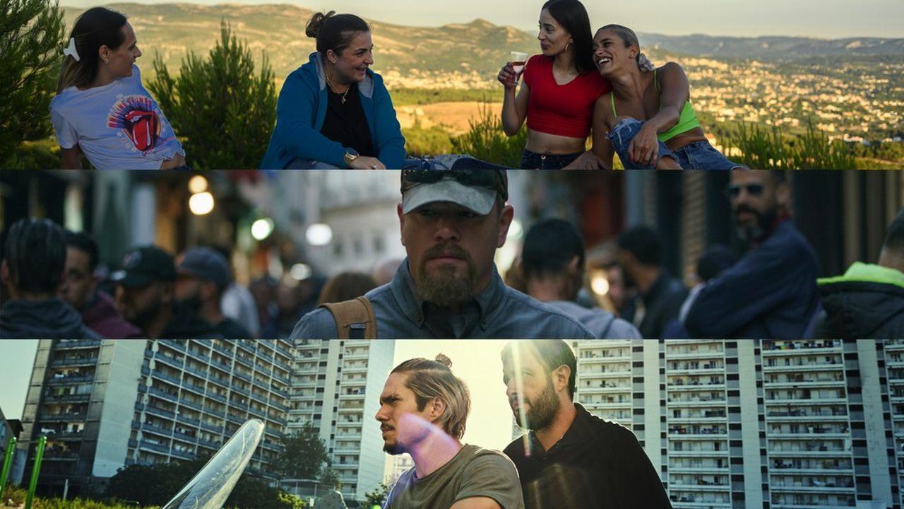 «Bonne Mère», «Stillwater», «Bac Nord», trois visages de Marseille à Cannes.