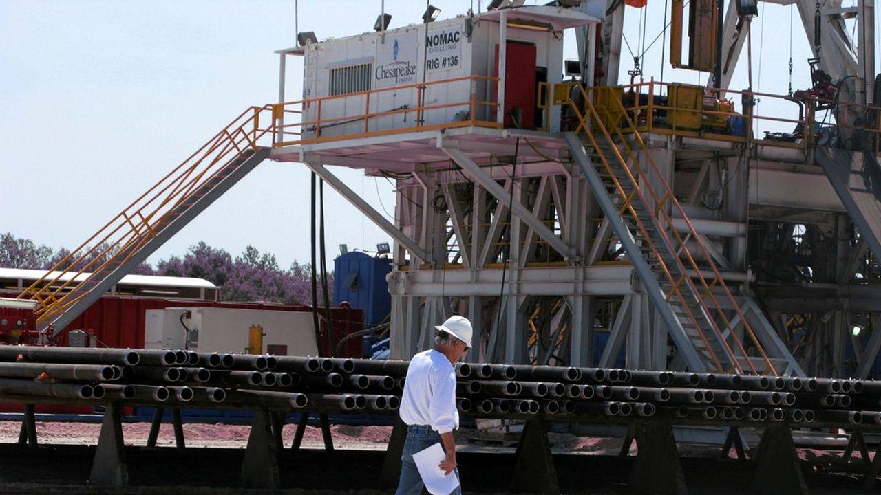 Pour le moment, les producteurs américains de pétrole de schiste n'envisagent pas d'augmenter sensiblement leur production.