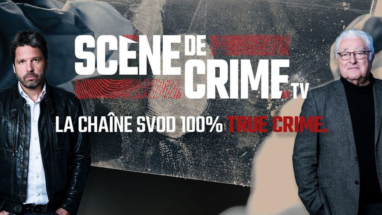 «Scène de crimeTV», sur les faits divers, est l'une des nombreuses chaînes thématiques lancées ces derniers mois.