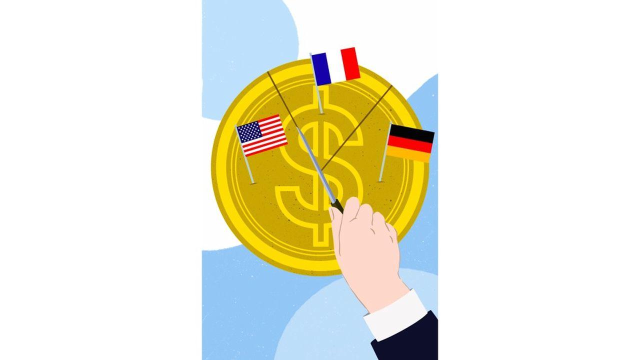 Le département du Trésor américain pèse de tout son poids dans les décisions du cadre inclusif de l'OCDE sur la fiscalité internationale.