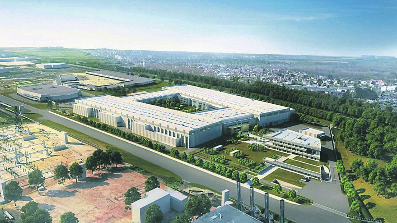 Deux associations avaient déposé un recours gracieux contre l'implantation de Dassault Aviation sur la plaine des Linandes à Cergy-Pontoise.