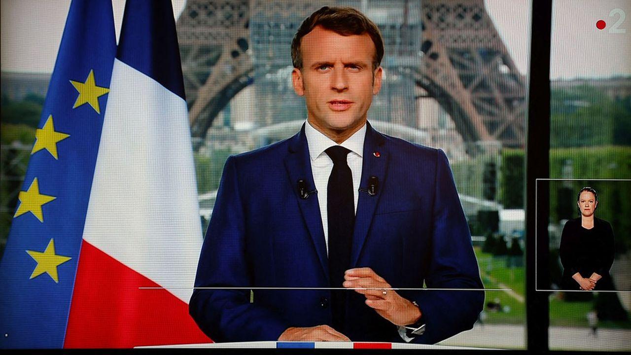 «Je ne lancerai pas cette réforme tant que l'épidémie ne sera pas sous contrôle et la reprise assurée», a promis Emmanuel Macron, renvoyant, selon toute probabilité, la réforme à l'après-présidentielle.