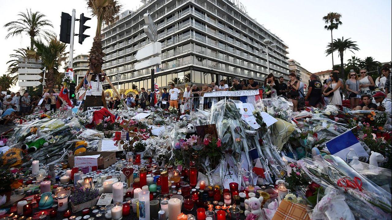 Le FGTI a versé 83millions d'euros aux victimes directes et indirectes de l'attentat survenu sur la promenade des Anglais à Nice.