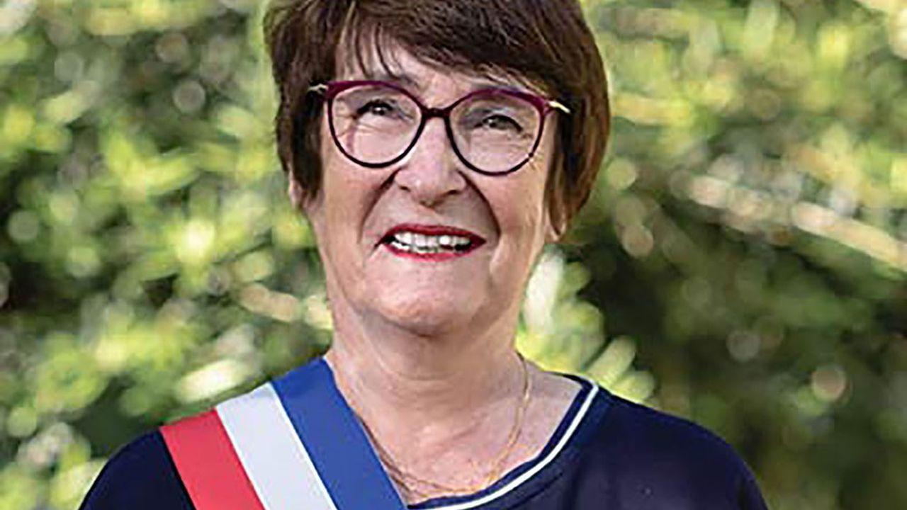 Marie-France Parrain est devenue la première femme maire de Maisons-Alfort