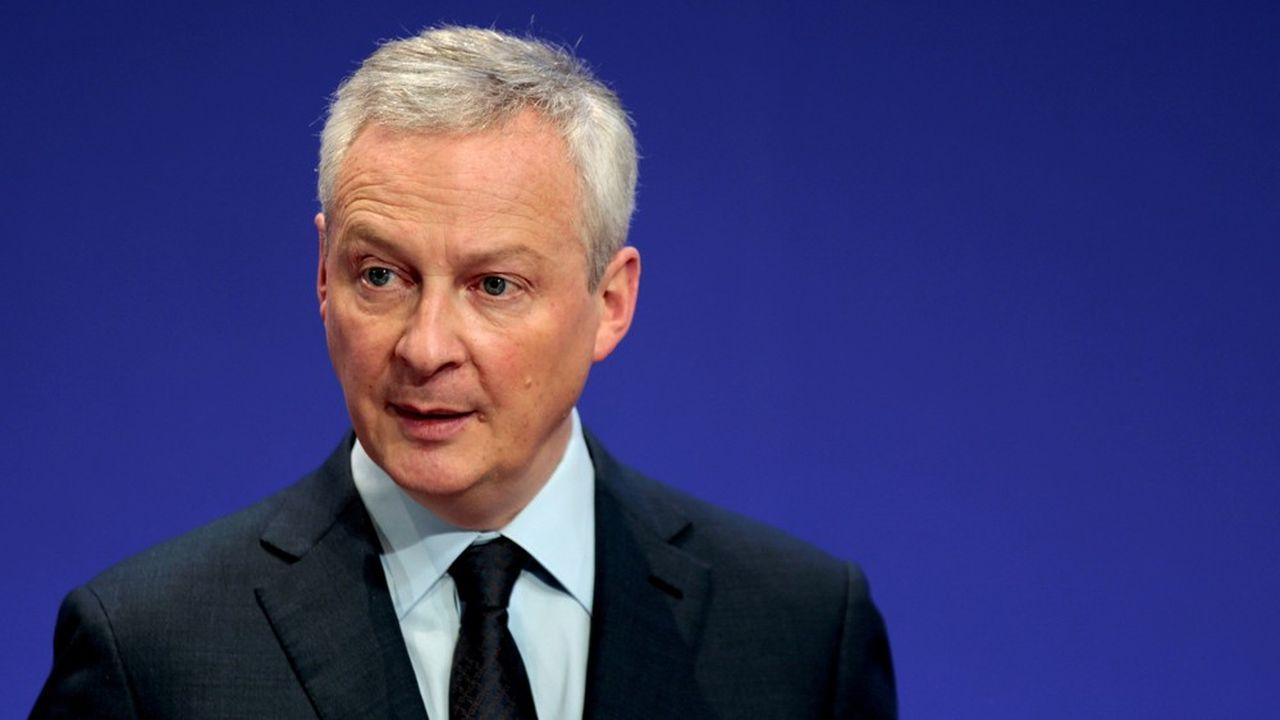Le «seul obstacle» susceptible d'empêcher une croissance de 6% est un «retour brutal et massif» de la pandémie, a souligné Bruno Le Maire.