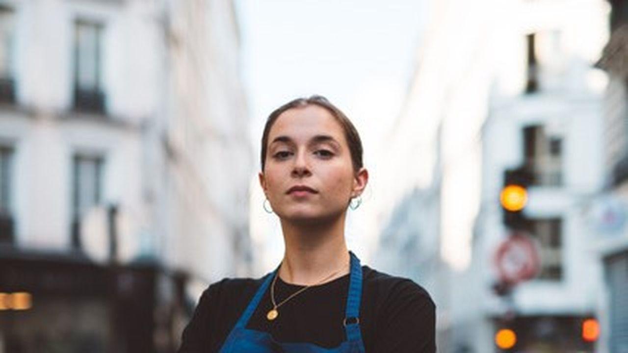 Sarah Mainguy, chef du Grand Vacarme à Paris.