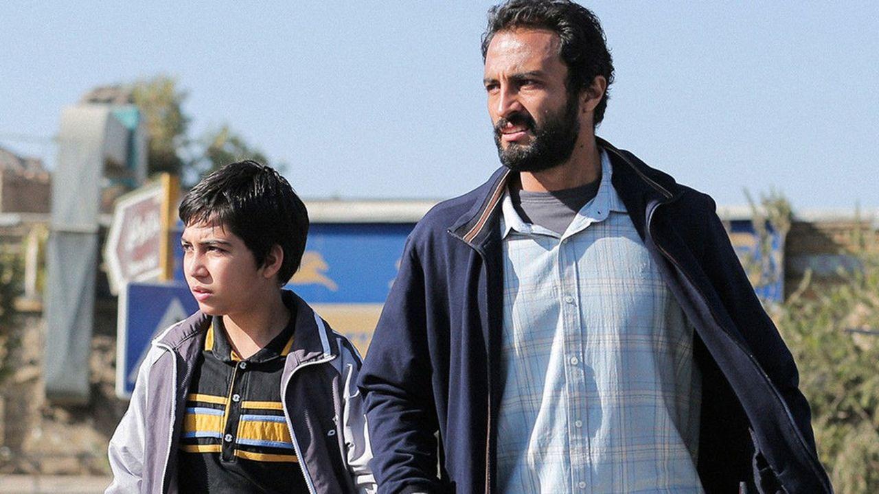 Amir Jadidi (à droite) magistral dans le rôle du «héros»