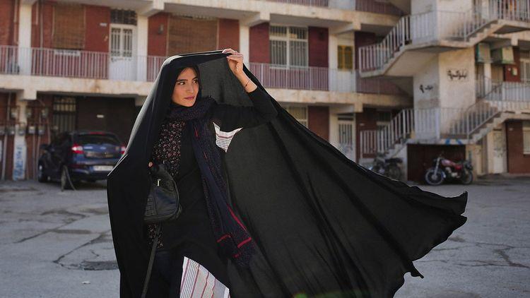 Fereshteh Sadre Orafaiy… et le fameux sac