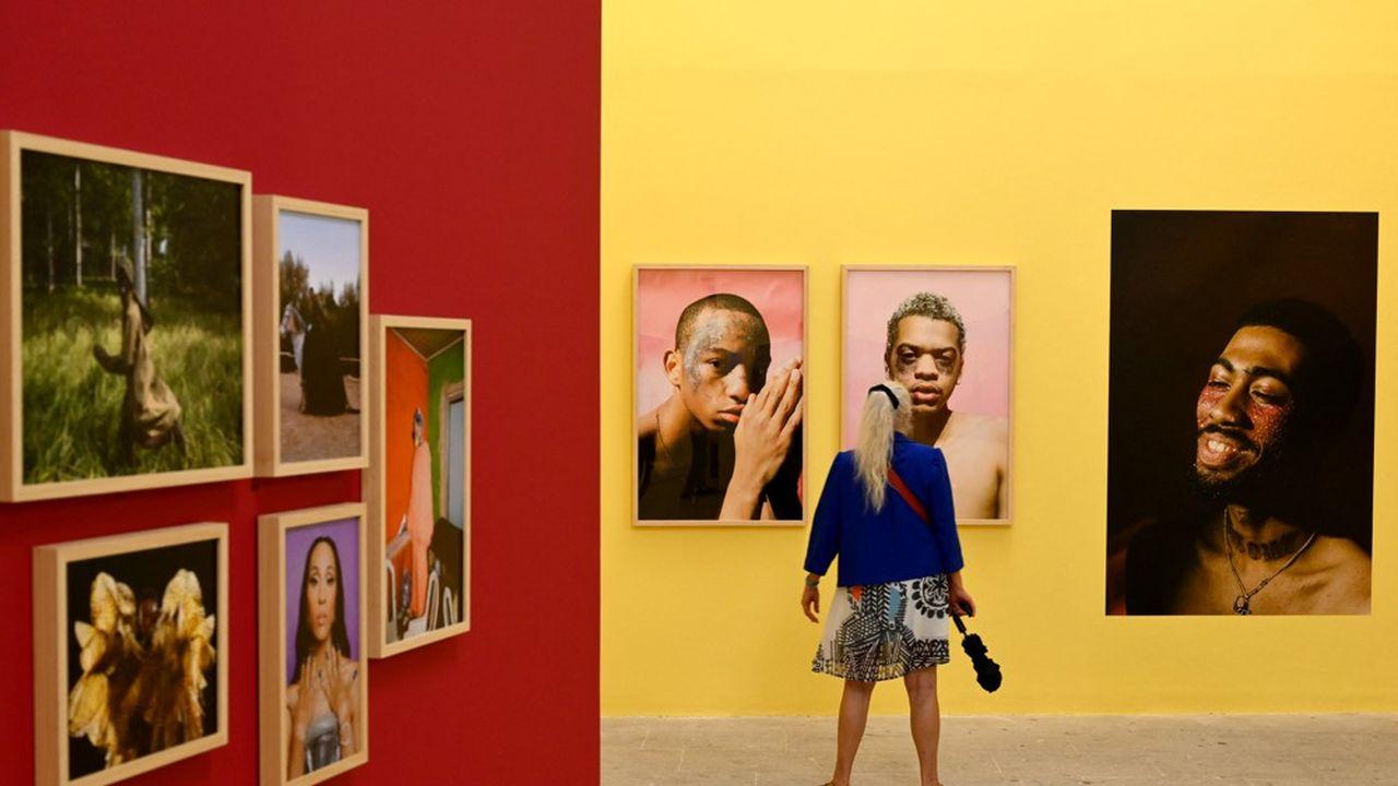 «New Black Vanguard», l'une des expositions des Rencontres d'Arles fondées en 1970.