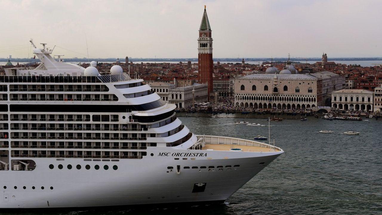 Les bateaux de plus de 25.000tonnes de jauge brute, de plus de 180mètres de long, de 35mètres de tirant d'air ou dont les émissions contiennent plus de 0,1% de soufre, ne pourront plus emprunter le bassin de Saint-Marc, le canal de Saint-Marc et le canal de la Giudecca.