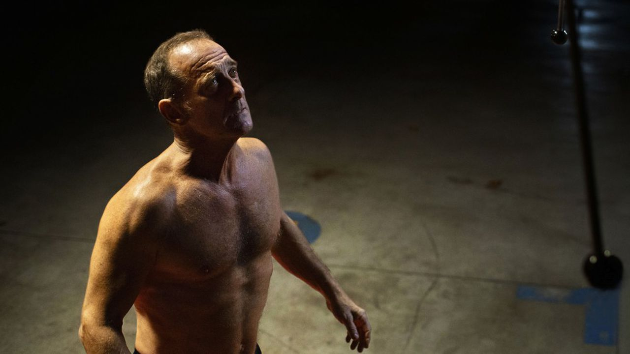 Vincent Lindon, transformé dans «Titane»