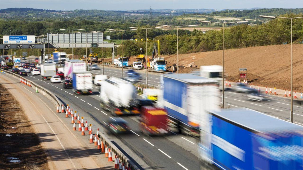 Les camions diesel seront bannis des routes anglaises à compter de 2040, et même 2035 pour les plus petits véhicules.