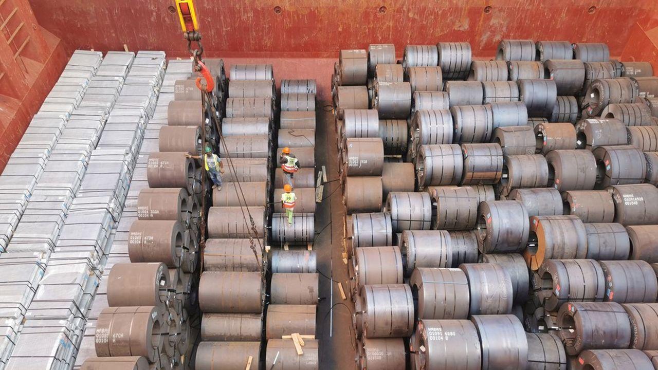 Les secteurs du ciment, de l'acier et du fer, de l'aluminium, de l'engrais et de l'électricité représentent 170millions de tonnes d'émissions importées dans l'UE.