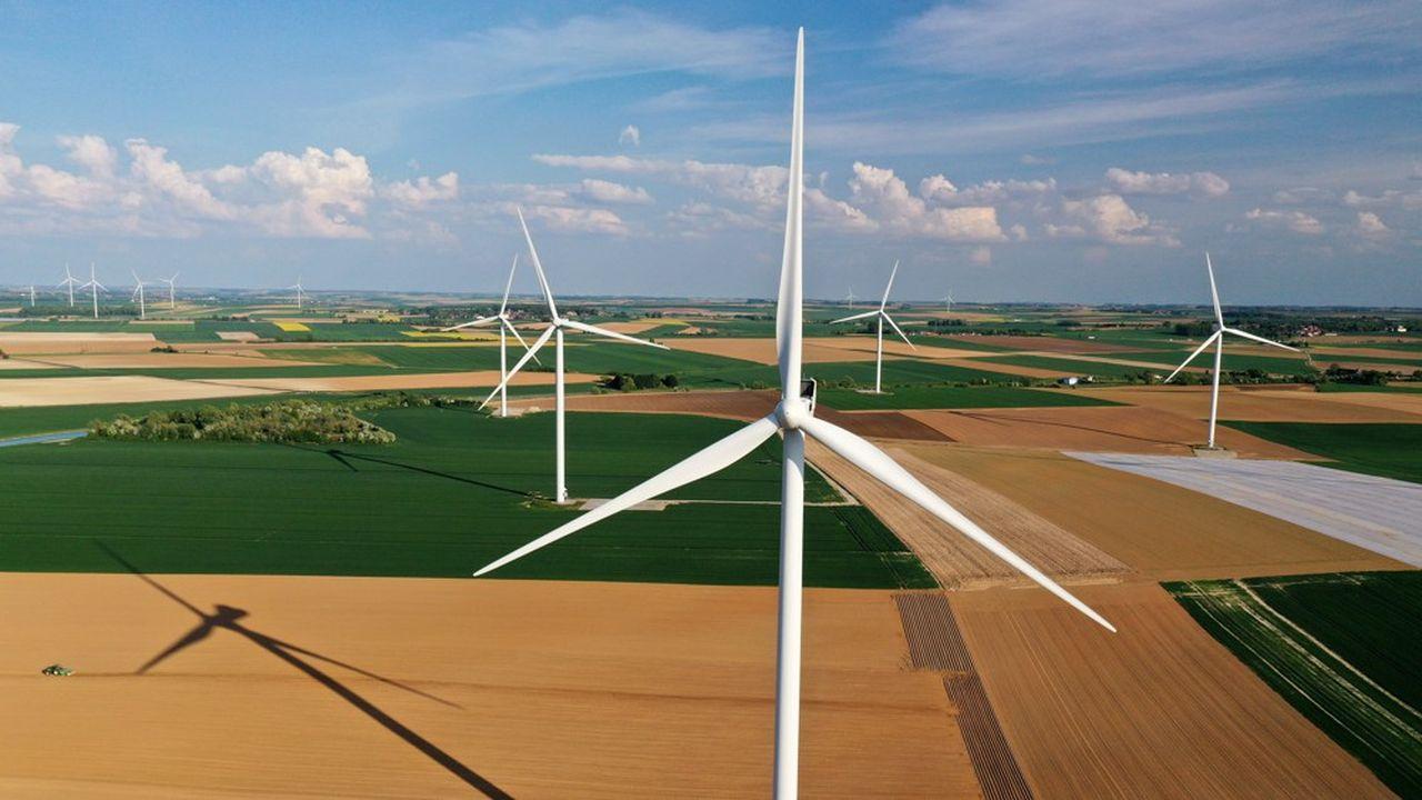 La Commission propose d'atteindre 40% d'énergies renouvelables dans le mix du vieux continent d'ici à 2030.