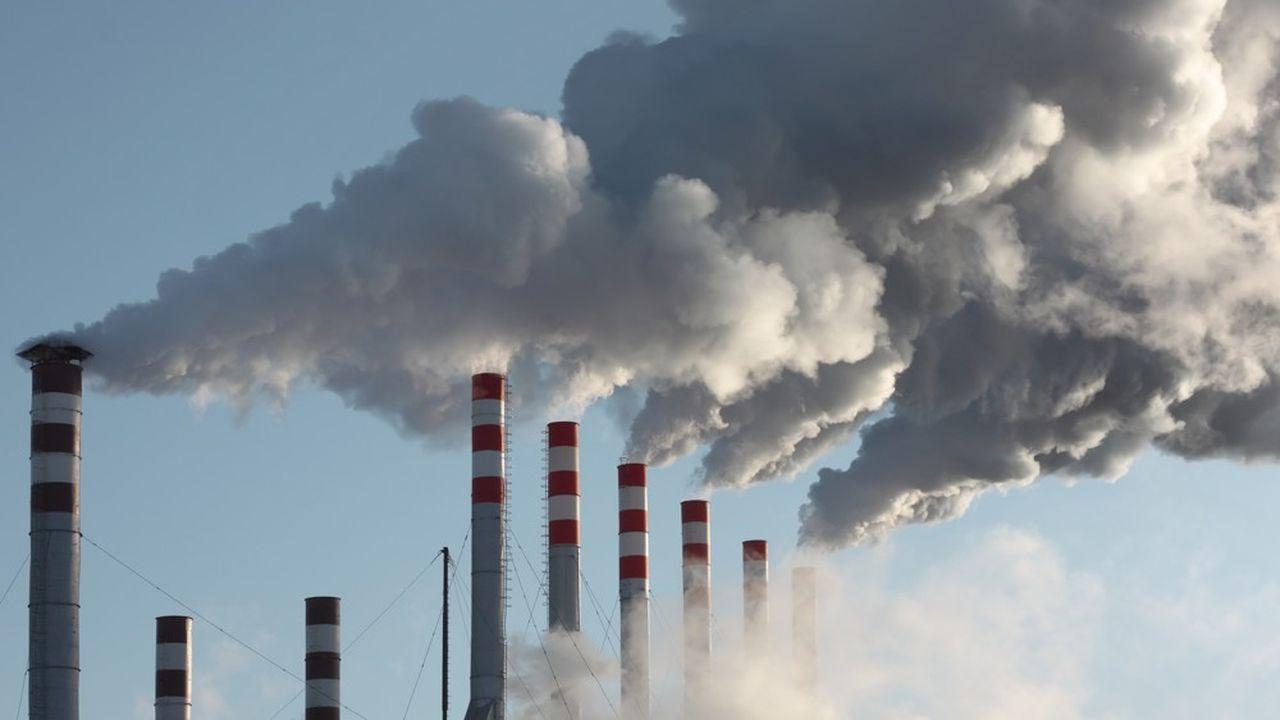 Le marché européen du carbone couvre plus de 40% des émissions de gaz à effet de serre de l'Union européenne.