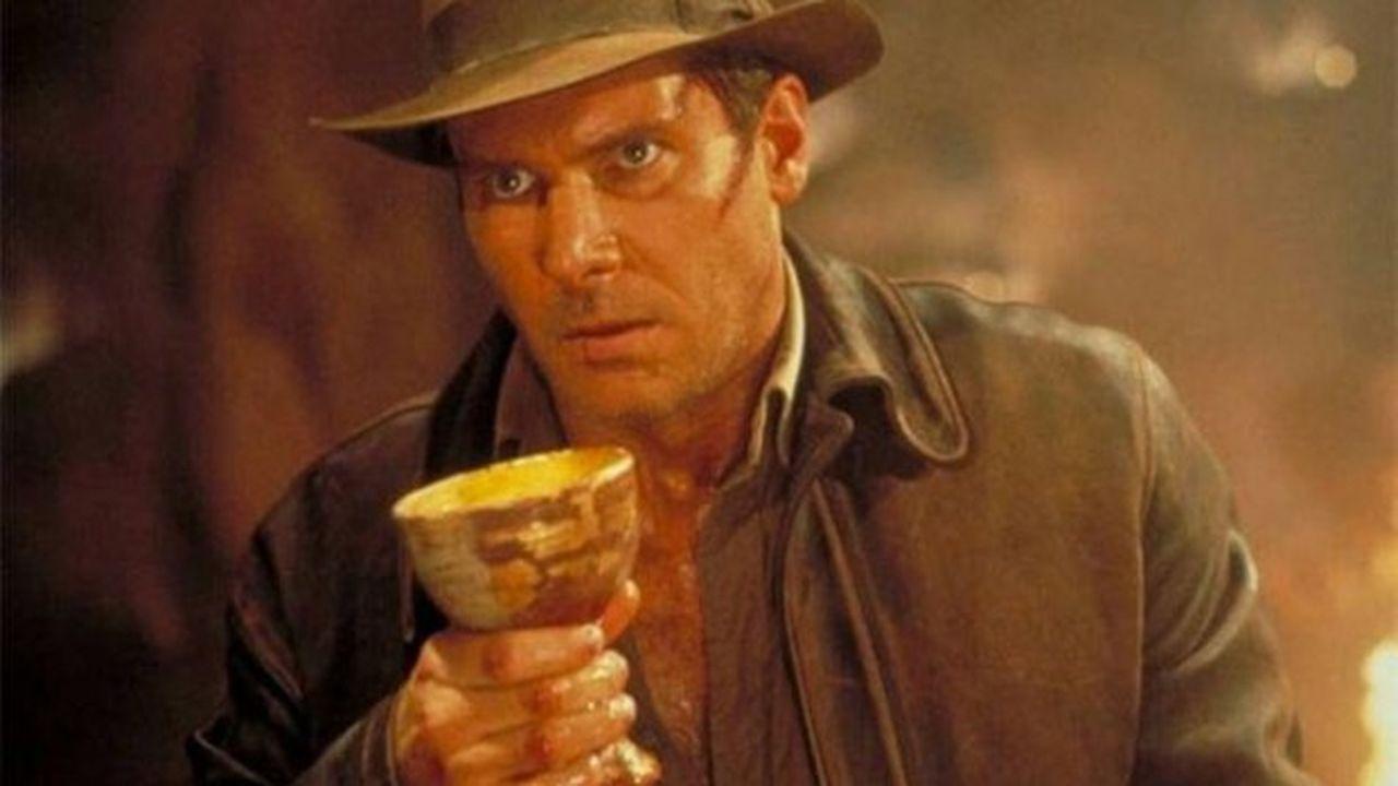Est-ce que comme Harrison Ford, dans Indiana Jones, vous n'en êtes toujours pas revenude l'avoir décroché ?