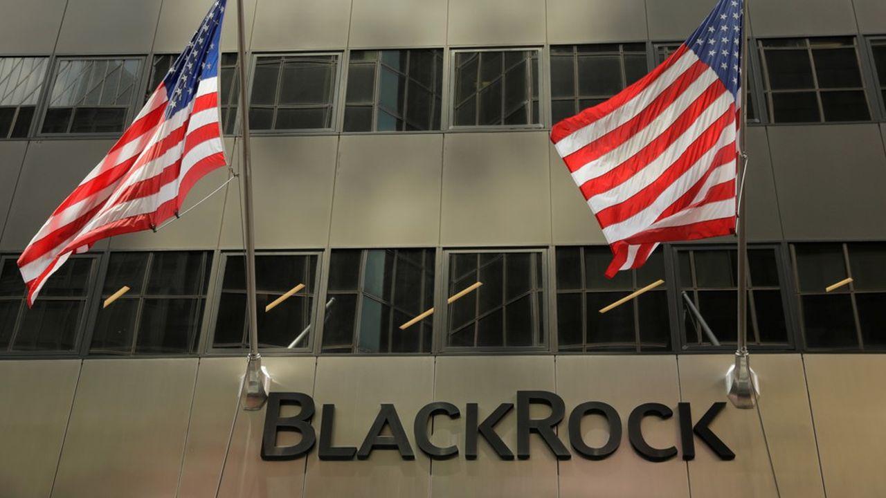 Sur les quelque 9.500milliards de dollars d'actifs gérés par BlackRock, seuls quelques pourcents sont considérés comme responsables ou verts.