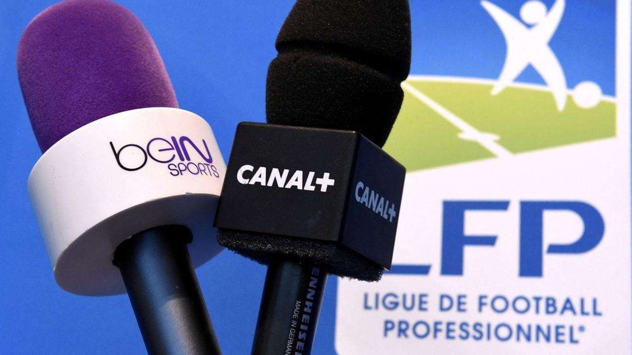 Le contrat liant Canal + et beIN Sports repose sur la diffusion de deux matches de Ligue 1 par journée sur la période 2020-2024.