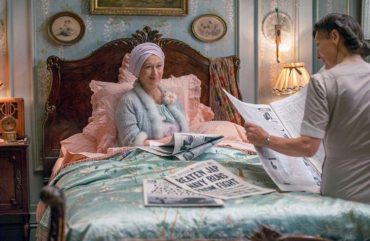 Meryl Streep, dans le rôle-titre de « Florence Foster Jenkins» de Stephen Frears.